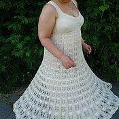 Одежда ручной работы. Ярмарка Мастеров - ручная работа Платье/сарафан. Handmade.