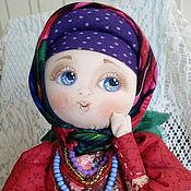 """Кукла в русском народном стиле """"Песня о любви"""""""