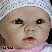 Куклы и игрушки ручной работы. Ярмарка Мастеров - ручная работа Krista2. Кукла реборн. Handmade.