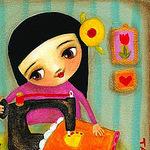 Волошина Антонина (Куклы и игрушки) - Ярмарка Мастеров - ручная работа, handmade