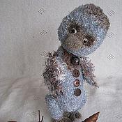 Куклы и игрушки ручной работы. Ярмарка Мастеров - ручная работа Птичка Чигрик. Handmade.