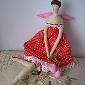 Куклы и игрушки ручной работы. Ярмарка Мастеров - ручная работа Ангелы Тильда. Handmade.