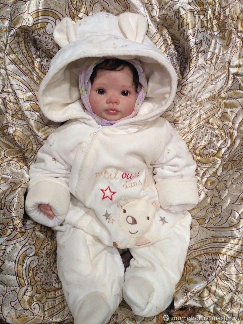 Кукла реборн Даша, Куклы Reborn, Санкт-Петербург,  Фото №1