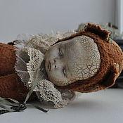 """Куклы и игрушки ручной работы. Ярмарка Мастеров - ручная работа Тедди-долл в стиле """"антик"""".. Handmade."""