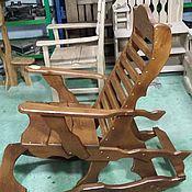 Для дома и интерьера handmade. Livemaster - original item Rocking chair. Handmade.