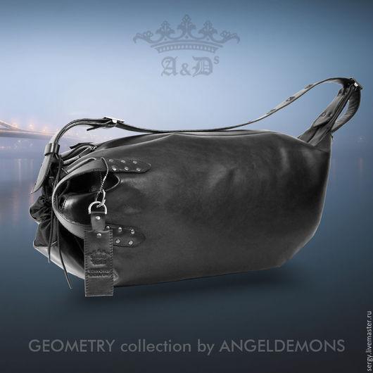 Спортивные сумки ручной работы. Ярмарка Мастеров - ручная работа. Купить Сумка-мешок Big Bag. Handmade. Черный