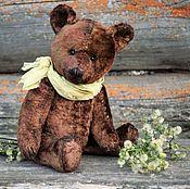Куклы и игрушки handmade. Livemaster - original item An old Soviet bear (pattern 30-40 years). Handmade.