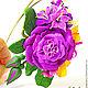 Диадемы, обручи ручной работы. Ободок для волос  Дикая роза. полимерные цветы Perfect. Ярмарка Мастеров. Розы ручной работы