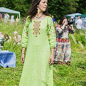 """Платья ручной работы. Ярмарка Мастеров - ручная работа платье""""Дарина"""". Handmade."""