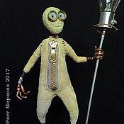 Куклы и игрушки ручной работы. Ярмарка Мастеров - ручная работа Девятый. Handmade.