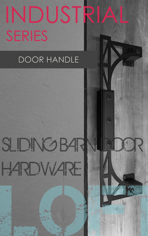 Ручка для амбарных дверей Industrial Series, Двери, Санкт-Петербург,  Фото №1