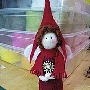 Куклы и игрушки ручной работы. Ярмарка Мастеров - ручная работа Скандинавский ангел. Handmade.