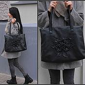 Сумки и аксессуары handmade. Livemaster - original item Women`s leather bag casual art.1-417. Handmade.