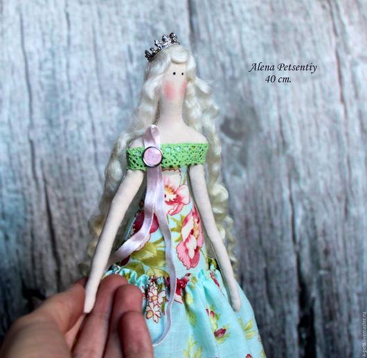 Куклы Тильды ручной работы. Ярмарка Мастеров - ручная работа. Купить Кукла. Handmade. Мятный, что подарить парню, хлопок