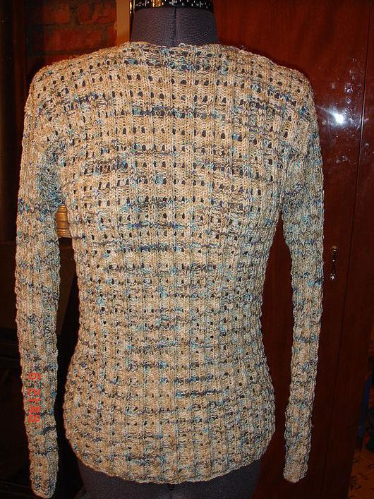 Кофты и свитера ручной работы. Ярмарка Мастеров - ручная работа. Купить Вязаный джемпер. Handmade. Джемпер, вязаная кофта