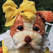 Куклы и игрушки ручной работы. Ярмарка Мастеров - ручная работа Пуфа. Handmade.