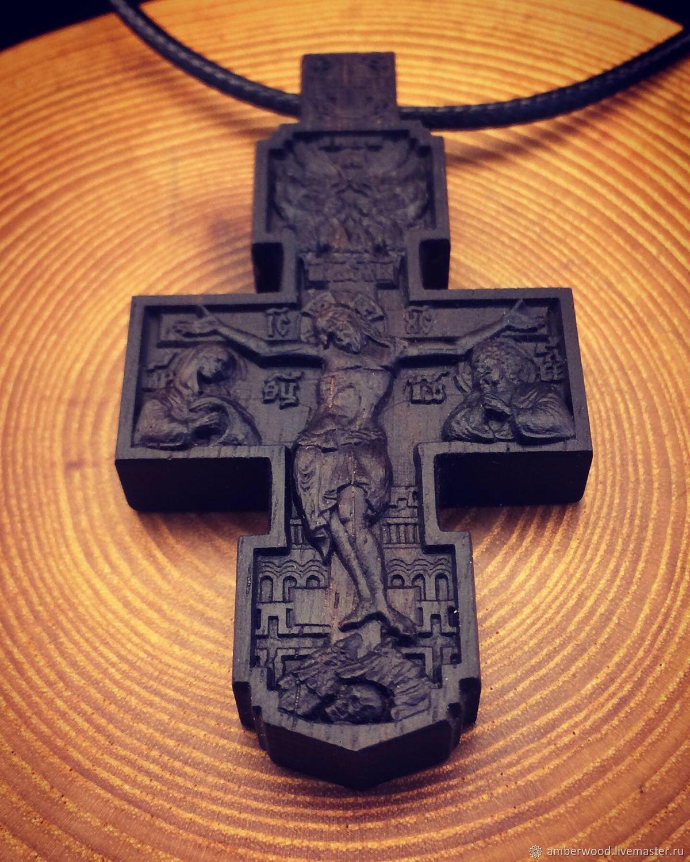 Rosewood cross, Pendants, Kaliningrad,  Фото №1