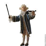 Куклы и игрушки ручной работы. Ярмарка Мастеров - ручная работа Моцарт. Handmade.