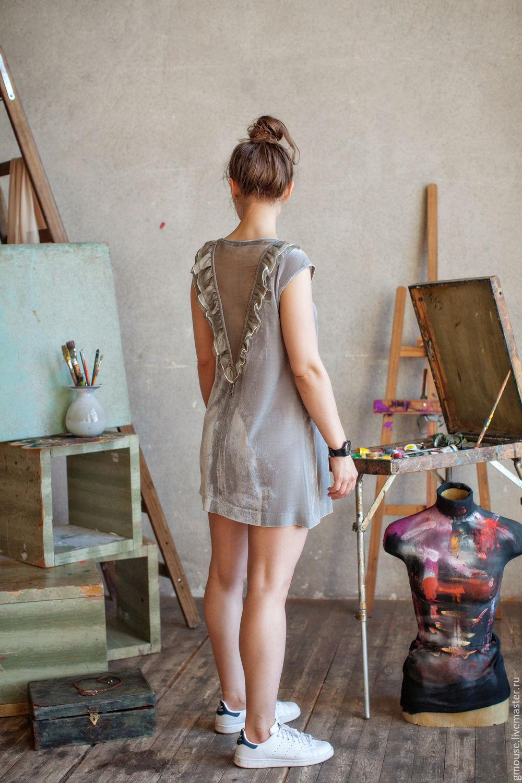 Купить женская одежда из бархата
