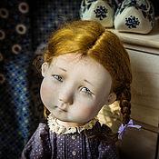 Куклы и игрушки ручной работы. Ярмарка Мастеров - ручная работа Черничное драже. Handmade.