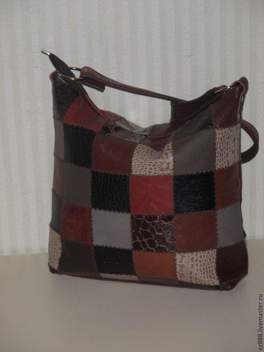 Женские сумки ручной работы. Ярмарка Мастеров - ручная работа. Купить Аукцион-Сумка