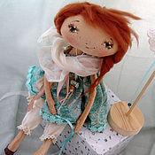 """Куклы и игрушки ручной работы. Ярмарка Мастеров - ручная работа """"Самолётная...""""кукла. Handmade."""