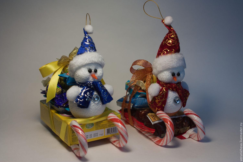 Сувениры своими руками на новый год своими руками