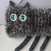 Работы для детей, ручной работы. Ярмарка Мастеров - ручная работа Муфта кошка. Handmade.