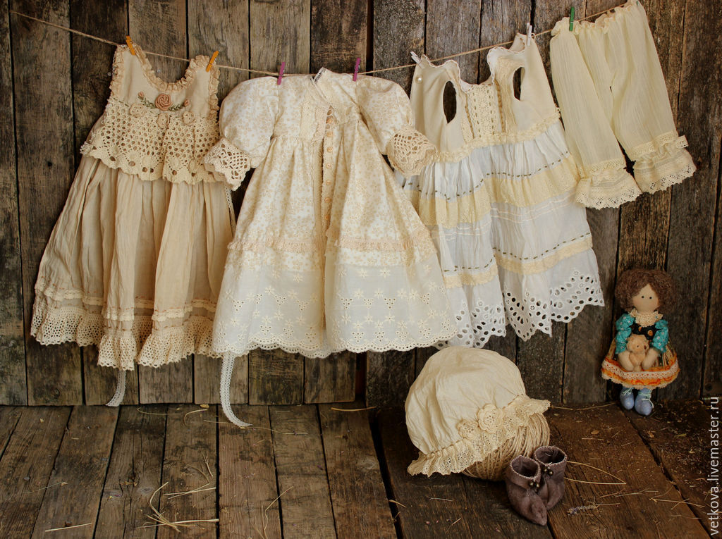 может фото одежда для кукол в винтажном стиле состав правления