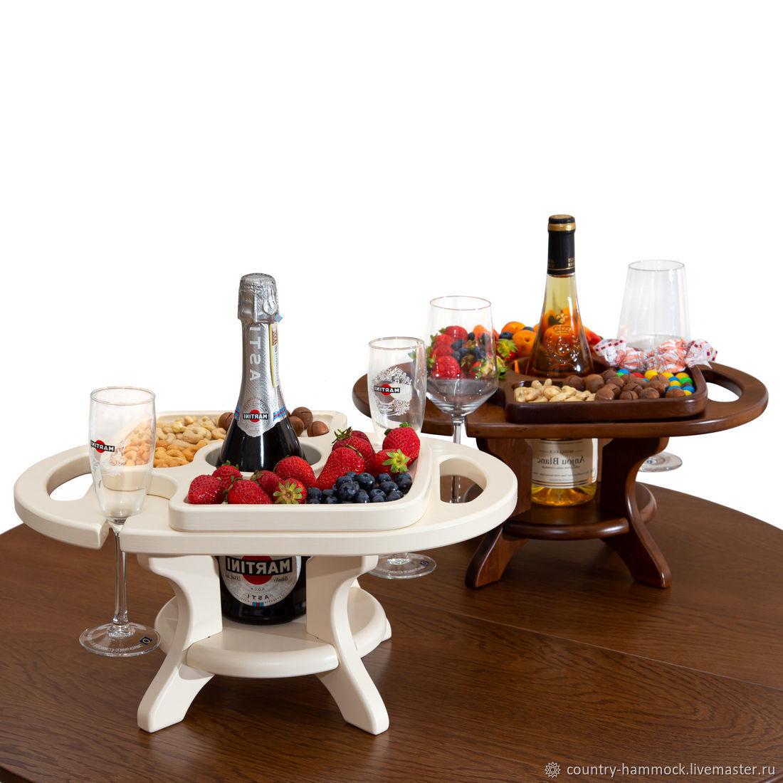 Винный столик, Подставки для бутылок и бокалов, Таганрог,  Фото №1