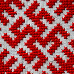 Машинная вышивка Мирослава - Ярмарка Мастеров - ручная работа, handmade