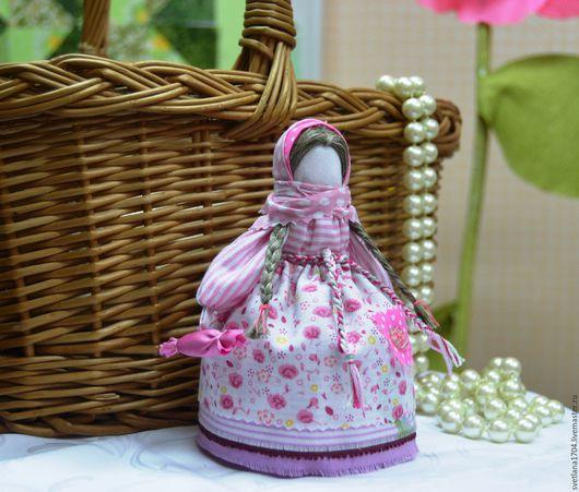 Ярмарка Мастеров, ручная работа, купить,Кукла-оберег на сладкую жизнь, подарки и сувениры, подарок на день влюблённых,русские народные куклы, русские сувениры, подарок на день Святого Валентина,купить