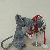 Мягкие игрушки ручной работы. Ярмарка Мастеров - ручная работа Крыски и  Крысатули. Handmade.