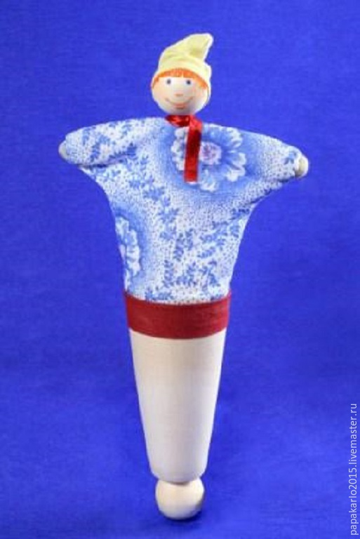 Кукольный театр ручной работы. Ярмарка Мастеров - ручная работа. Купить Петрушка. Handmade. Игрушка, для мальчика, деревянная игрушка, сосна
