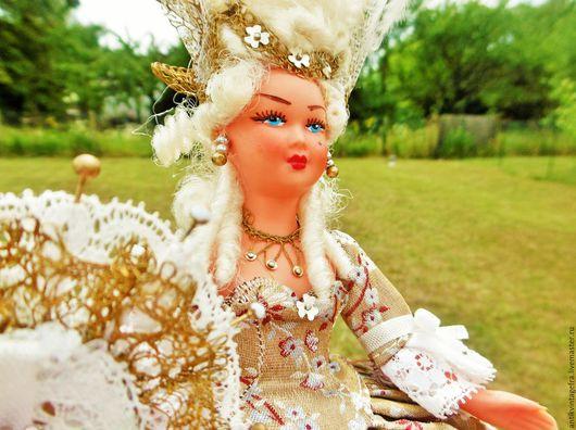 Винтажные куклы и игрушки. Ярмарка Мастеров - ручная работа. Купить Винтажная коллекционная кукла Princesse марки Petitcolin Франция. Handmade.