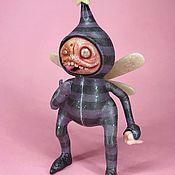 Куклы и игрушки ручной работы. Ярмарка Мастеров - ручная работа Зубная фея. Tooth fairy.. Handmade.