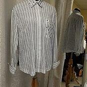 Одежда handmade. Livemaster - original item Blusa - camisa para mujer .. Handmade.