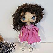 Куклы и пупсы ручной работы. Ярмарка Мастеров - ручная работа Кукла текстильная кукла коллекционная кукла интерьерная  ручной работы. Handmade.