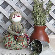 Куклы и игрушки ручной работы. Ярмарка Мастеров - ручная работа Народная кукла травница. Handmade.