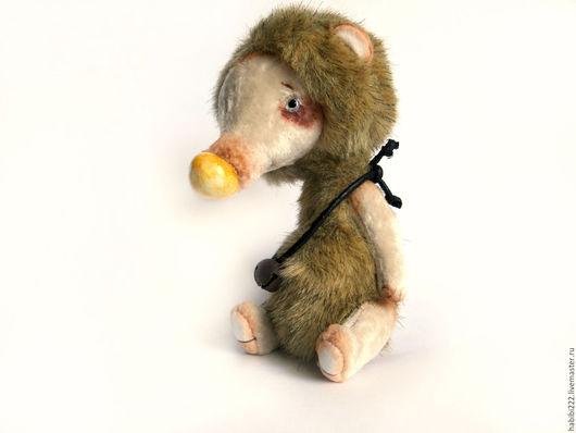Мишки Тедди ручной работы. Ярмарка Мастеров - ручная работа. Купить Мишка Лео. Handmade. Коричневый, toy, масляные краски