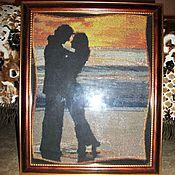 """Картины и панно ручной работы. Ярмарка Мастеров - ручная работа Картина """"Закат"""". Handmade."""