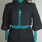 Одежда handmade. Livemaster - original item Women`s knitted suit