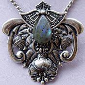 Украшения handmade. Livemaster - original item Pendant Mirabella Labradorite. Handmade.