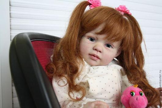 Куклы-младенцы и reborn ручной работы. Ярмарка Мастеров - ручная работа. Купить кукла реборн  Маришка. Handmade. Молд