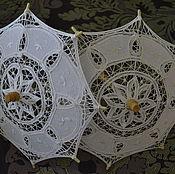 Куклы и игрушки ручной работы. Ярмарка Мастеров - ручная работа Кукольные зонтики. Handmade.