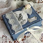 Для дома и интерьера ручной работы. Ярмарка Мастеров - ручная работа Коробка-шкатулка Птица. Handmade.