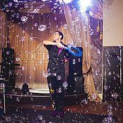 """Одежда ручной работы. Ярмарка Мастеров - ручная работа Сценический костюм для шоу """"Мыльные пузыри"""". Handmade."""