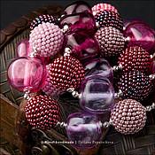 Украшения ручной работы. Ярмарка Мастеров - ручная работа «Coк лесных ягод». Handmade.