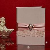 Свадебный салон ручной работы. Ярмарка Мастеров - ручная работа Гостевая книга для пожеланий. Handmade.