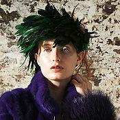 """Одежда ручной работы. Ярмарка Мастеров - ручная работа шубка """"Фиолетовая норка"""". Handmade."""